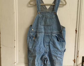 Vintage 1990s Baby Gap Overalls 18-24 Months