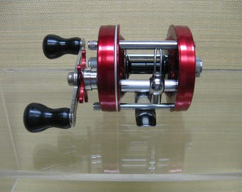 Abu Garcia Ambassadeur 5000 Bait Casting Reel, In Very Nice Condition, Circa 1970s, Freshly Cleaned and Serviced