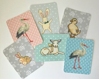 Assorted New Baby Cards