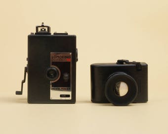 Lomography LomoKino 35mm movie camera. Shoot a movie of 144 frames on any 35mm film. Analogue camera in good working order. Moviemaking.