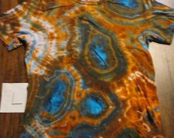Large tie-dye tee #239
