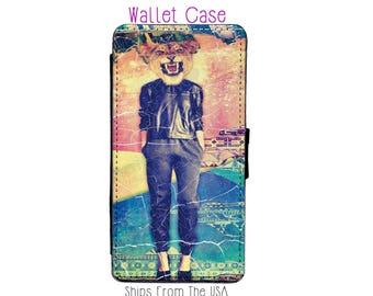 iPhone 7 Plus Case - iPhone 7 Plus Wallet Case - iphone 7 Plus - iPhone 7 Plus Wallet