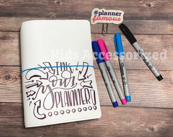 Traveler's Notebook - Ink my Planner