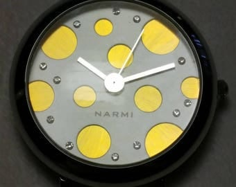 Narmi Watch Face - Yellow