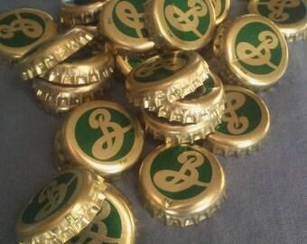 50 Brooklyn Lager beer bottle caps