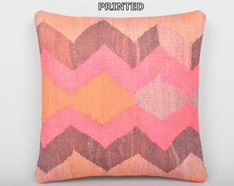 pink kilim pillow wonderful kilim pillow cover brown kilim pillowcase fashion kilim cushion geographical turkish pillow case kilim 246-40