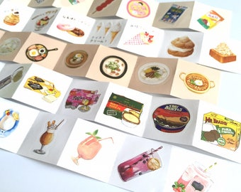 buffet food summer drink sticker picnic snack icecream gourmet breakfast dinner noodle food planner sticker food party recipes cooking flake
