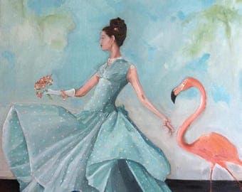 Dress Rehearsal - fine art print