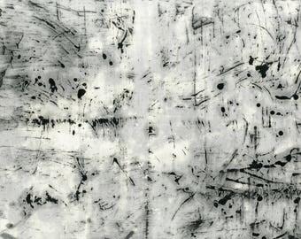Treasure Hunt by Marcia Derse Grey Gray Black Basic 43187-7 Fabric BTY