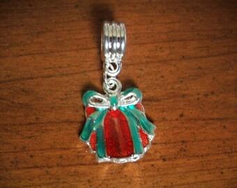 Silver gift pendant