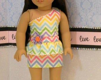 Peplum top and Mini Skirt