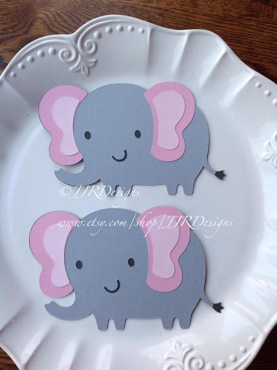 elephant cut outs