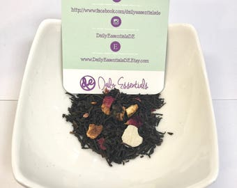 Winter Blend Tea (Loose Leaf tea with dried fruits and almonds)