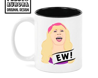 EW funny coffee mug
