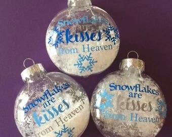 Kisses from Heaven Ornaments