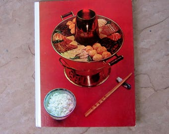 Cooking of China Cookbook, Foods of the World The Cooking of China Time Life Books, 1976 Vintage Cook Book