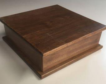 Jewelry Box / Trinket Box / Dice Box
