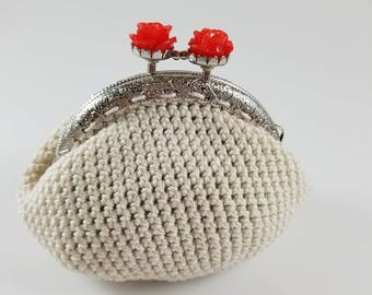 Crochet Coin Pouch-Purse