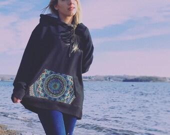 Custom Mandala Hoodie