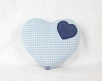 Heart cushion