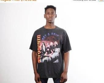Final SALE - Vintage Aerosmith T Shirt - Get a Grip Album T Shirt - 90s Rock T Shirt - 2186