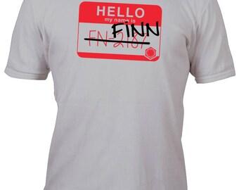 Finn Storm Trooper Etsy