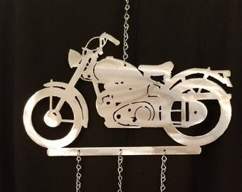 Motorcycle Wind Chime