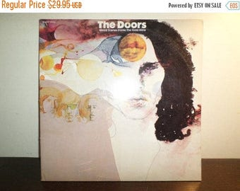 Save 30% Today Vintage 1972 Vinyl LP Record The Doors Weird Scenes Inside The Gold Mine Excellent Condition 9088