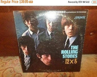 Save 30% Today Vintage 1964 Vinyl LP Record The Rolling Stones 12x5 Excellent Condition 4968