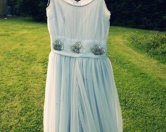 Handmade Vintage Prom Dress