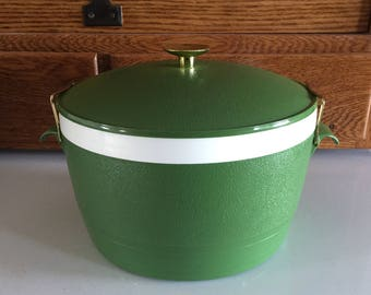 SunFrost Thermo Ware Green Ice Bucket Insulated Bowl