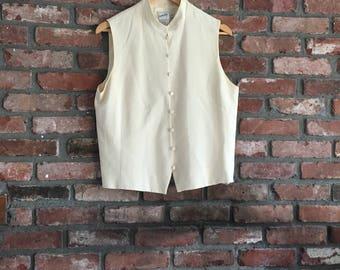 Vintage vest.