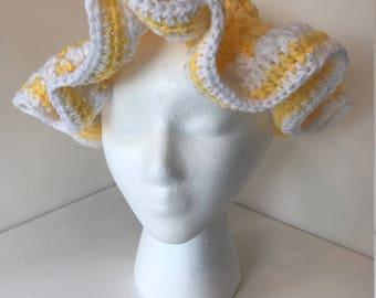 Crochet Sun Hat - Infant 0-6 months