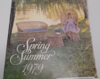 Sears 1979 Spring Summer Catalog