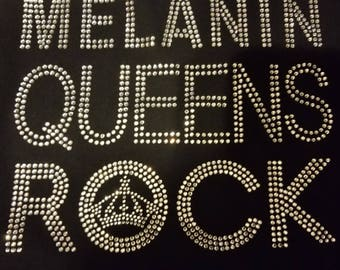 Melanin Queens Rock