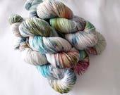 CLOUD 100% Australian Superfine Merino Handdyed Yarn: OOAK