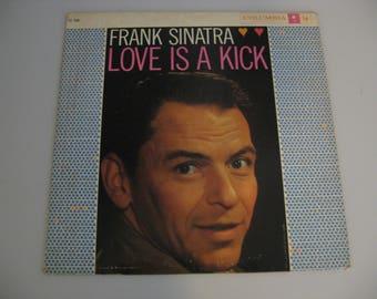 Frank Sinatra - Love Is A Kick - Circa 1958