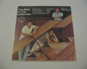 New! Factory Sealed! - The Lettermen - The Best Of The Lettermen - Circa 1966