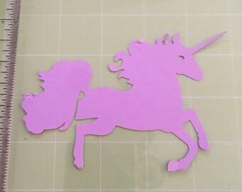 Unicorn Die Cuts