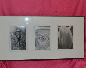 I Heart You Framed Print