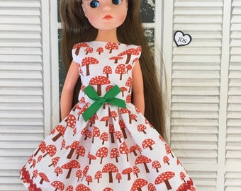 Woodland magic dress (Adult collectors.)