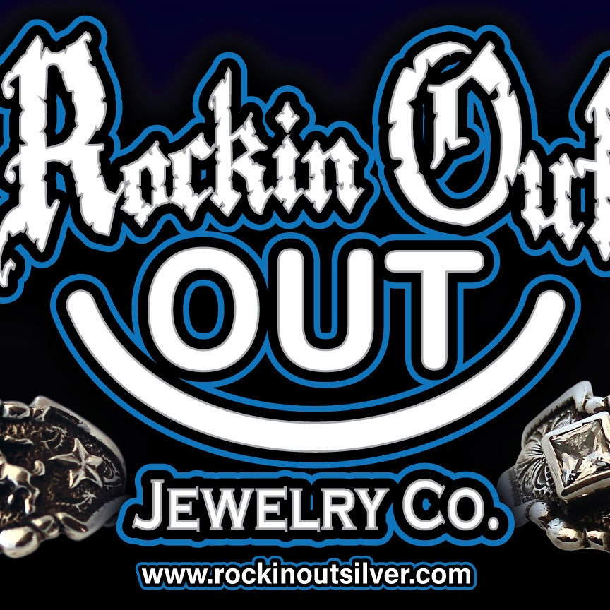 rockin out jewelry company by rockinoutdesigns on etsy