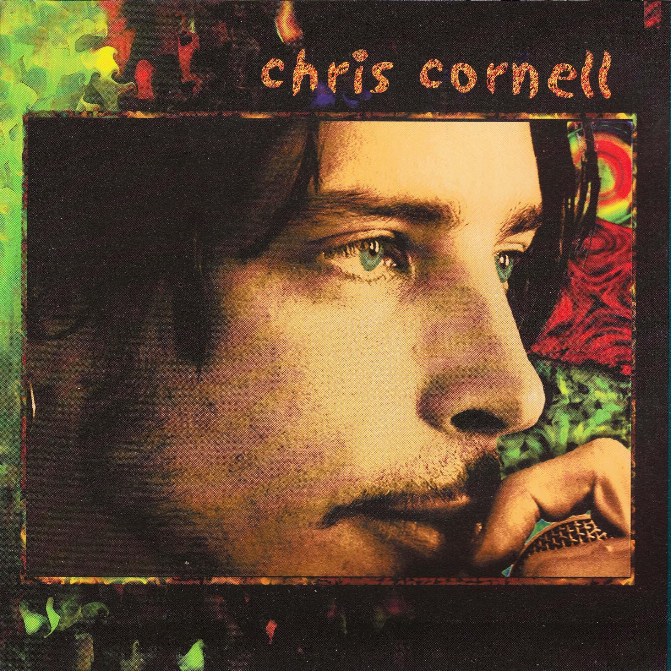 Rare Original 90s CHRIS CORNELL Flutter Girl  Sunshower # Sunshower Names_035648