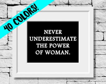 Feminist Quotes   Feminist Print   Feminist Art    Women's Rights   Feminism Quotes   Women Quotes   Feminism Prints   Political Quotes