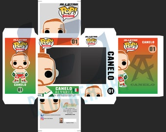 Custom Funko Pop Box