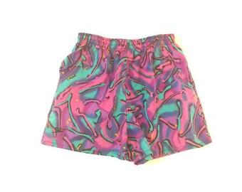 Vintage Funky Speedo Shorts