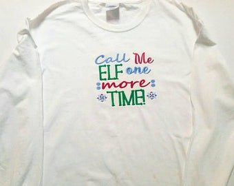 Elf christmas shirt | Etsy
