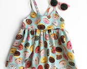 donut top - kids girls donut top