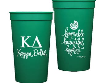 GREEK SORORITY!