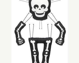 Sale Skeleton wreath enhancement kit, Skeleton wreath, Skeleton wreath decor, Halloween wreath, Halloween decor,  accessories, skeleton deco